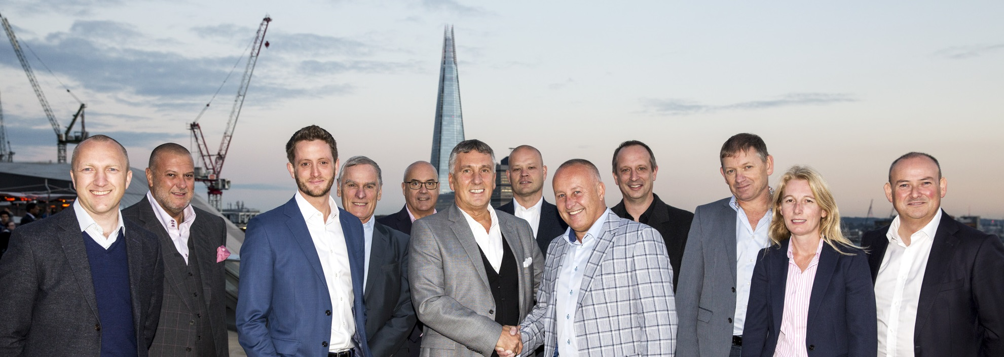 The Delivery Group & P2P Mailing merger